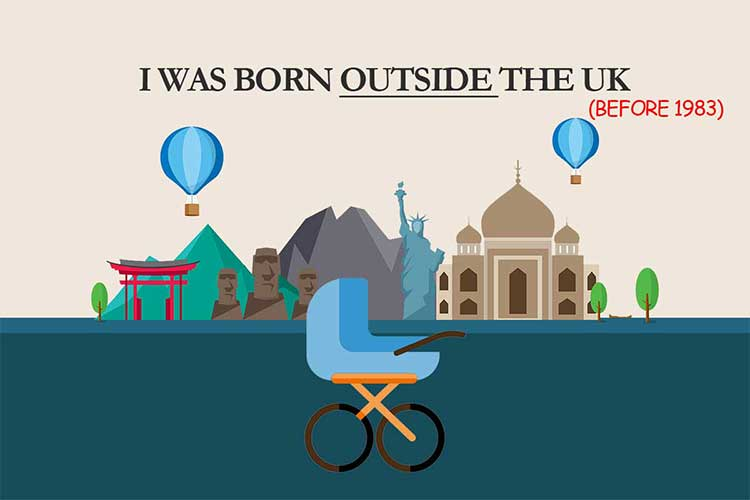 born outside uk pre 1983
